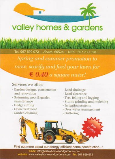 Valley Homes and Gardens