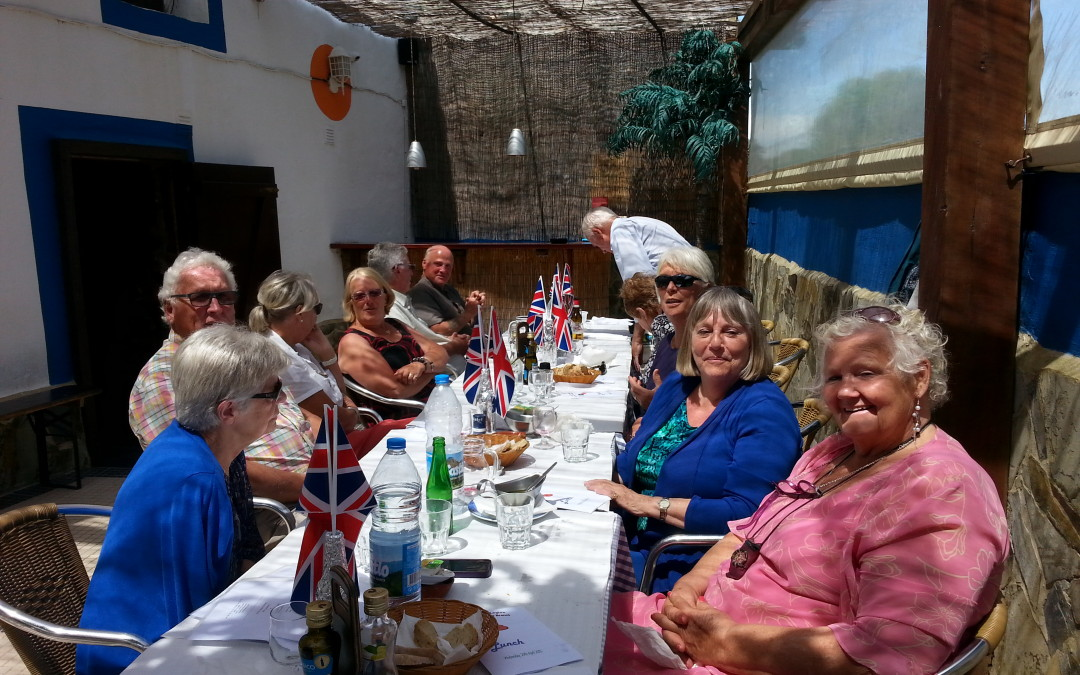 First British Legion West Coast Luncheon