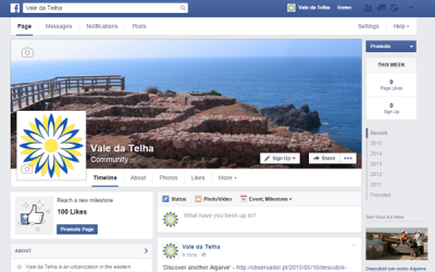 Keep up to date with our Facebook page