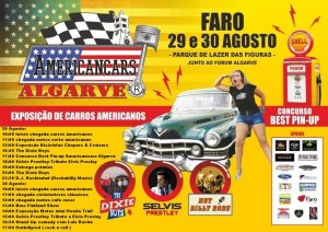 Americancars Festival, Faro Programme Of Events (2)