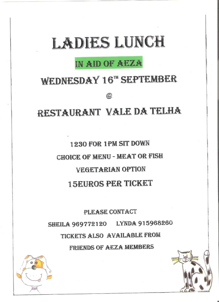 ladies lunch english 001