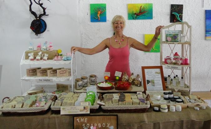 Algarve Artists And Artisans Back In Vale Da Telha
