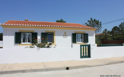 FOR SALE: Vale da Telha, Sector C 143 – two bedroomed villa