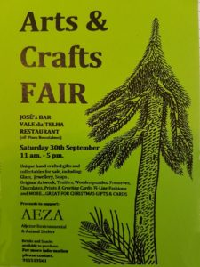 Vale Da Telha Arts And Crafts Fair 2017